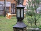 Кованый фонарь № 3
