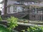 Кованый забор № 3
