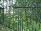 Кованый забор № 4