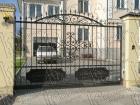 Кованые ворота № 5