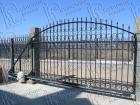 Кованые ворота № 6